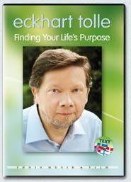 DVD Eckhart Tolle Finding Your LIfes Purpose