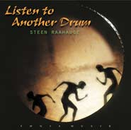 CD cover til Listen to another drum