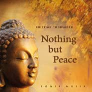 CD cover til Nothing but Peace