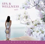CD cover til Spa and Wellness